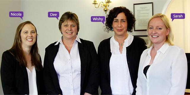 Reception Team